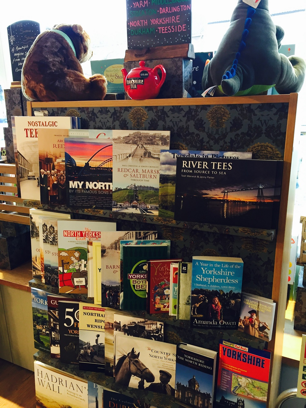 the-northern-niche-waterstones-books-about-north-east-england