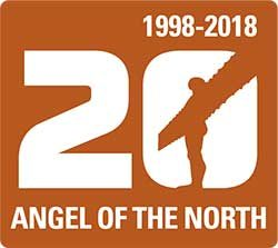 angel-of-the-north-20-birthday-logo