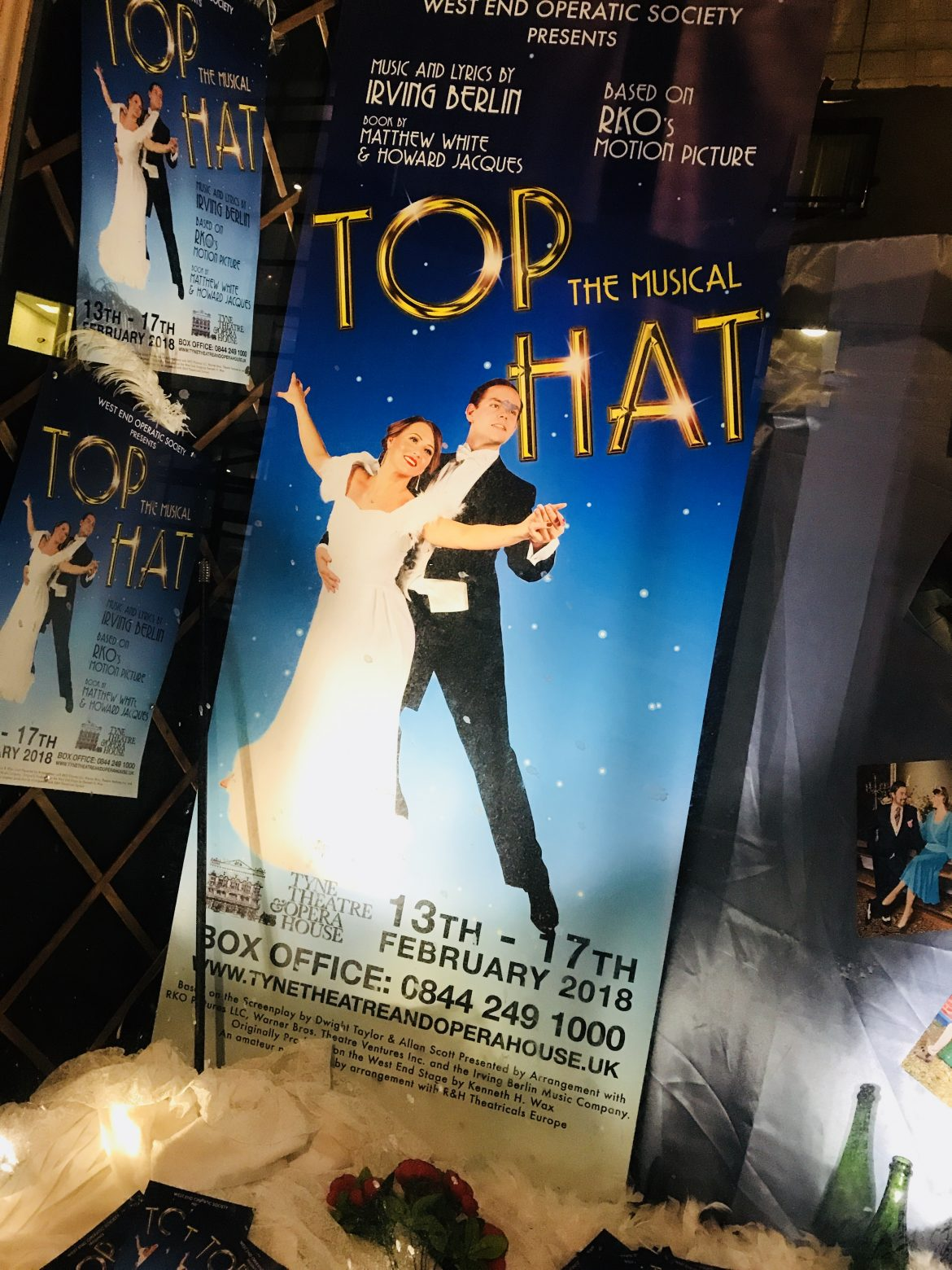 Top-Hat-Review-Tyne-Theatre-Opera-House