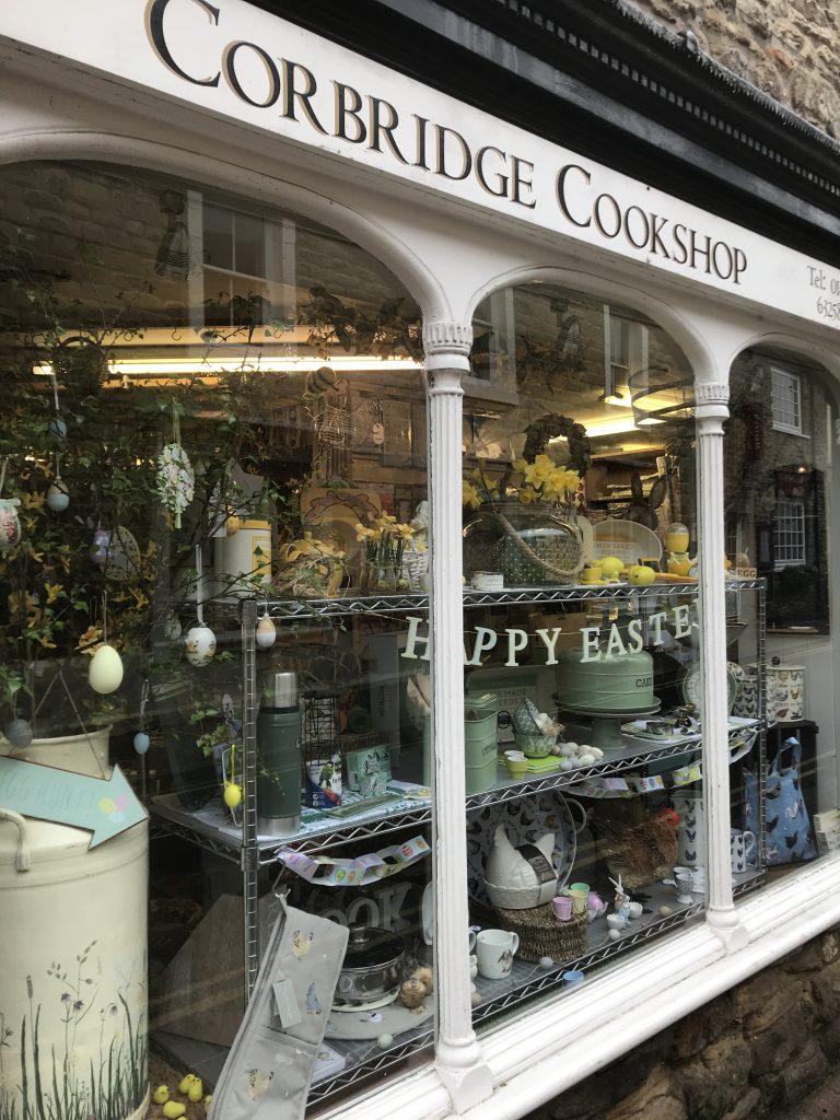 Corbridge-Cookshop