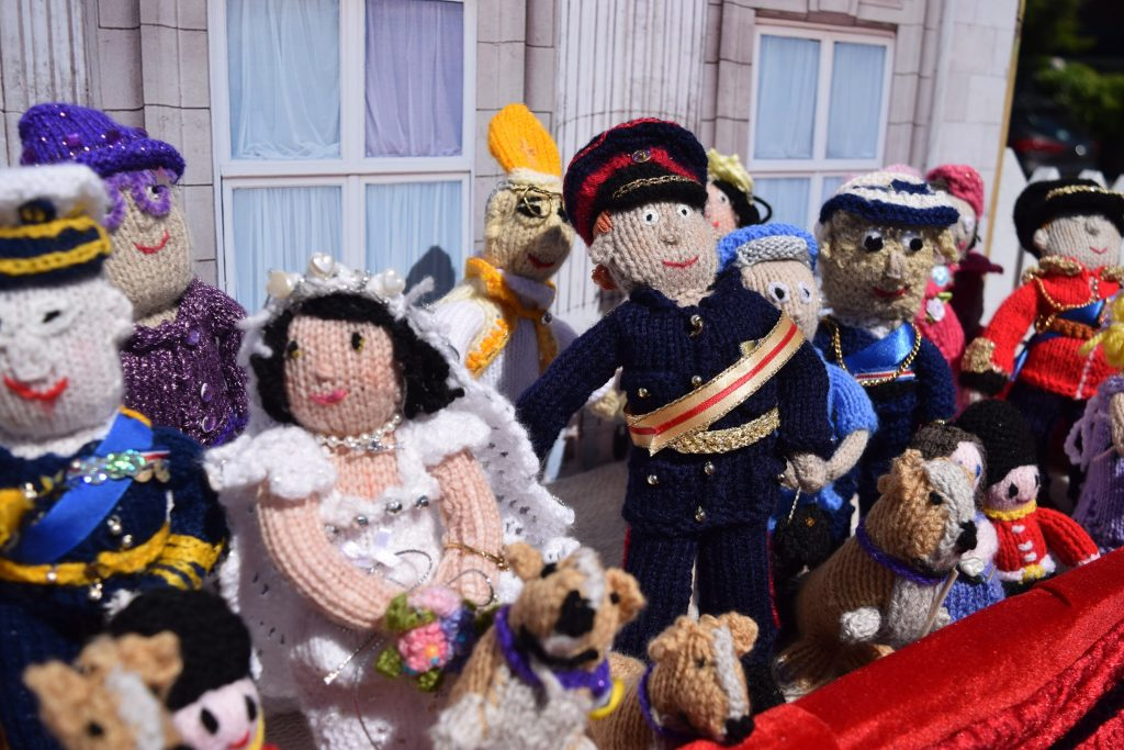 Nunthorpe-And-Marton- Knitters-Royal-Wedding