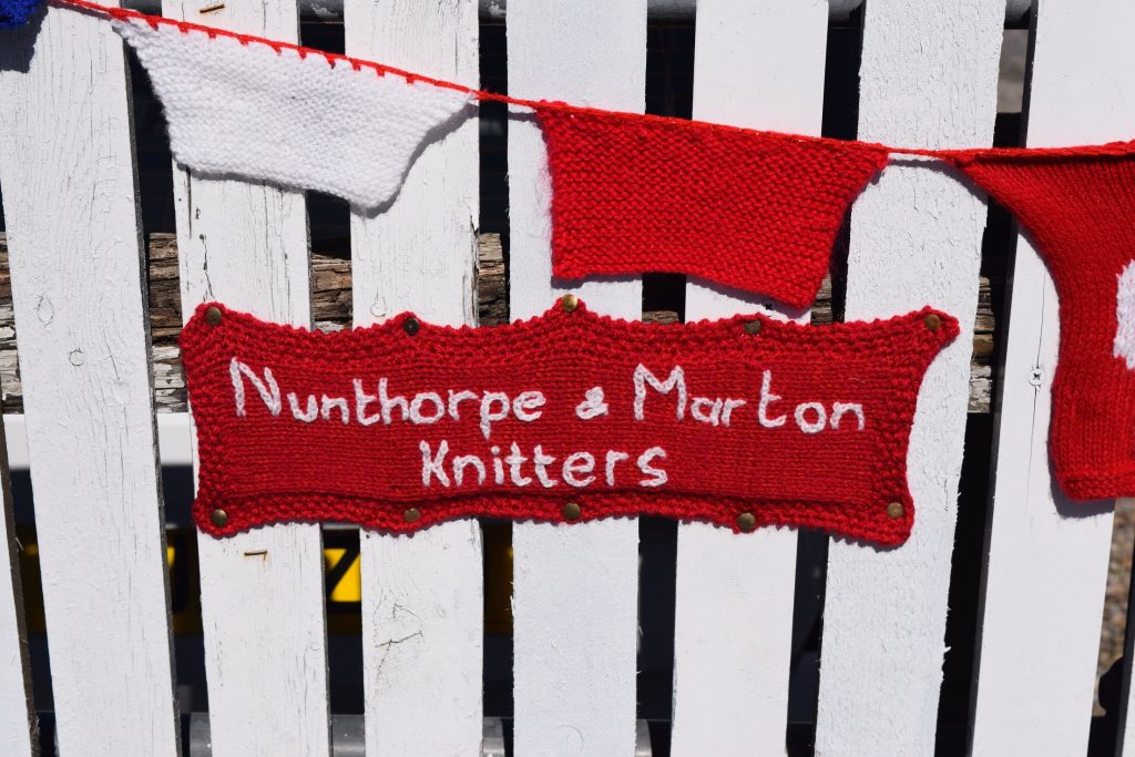 Nunthorpe-And-Marton-Knitters-Royal-Wedding