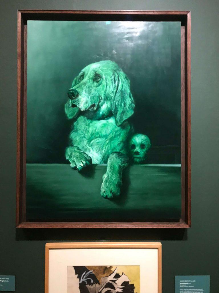 Glenn-Brown-Exhibition-Laing